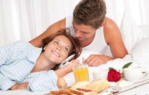 Горячие отношения в семье