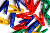 Увлекательные игры с прищепками для вашего ребенка