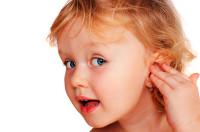 У ребенка заболело ухо, первая помощь