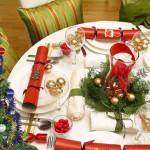Меню новогоднего стола