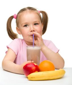 Правильное употребление соков в детском питании