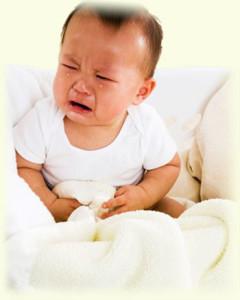 Токсическая диспепсия детского возраста